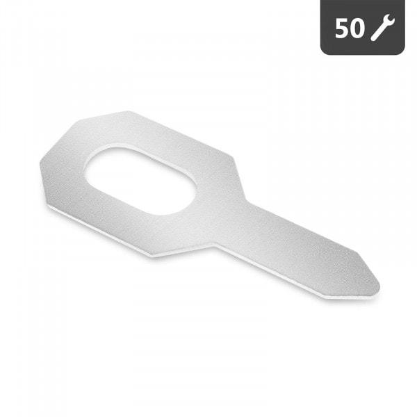 Hitsaussilmukka - 50 kpl