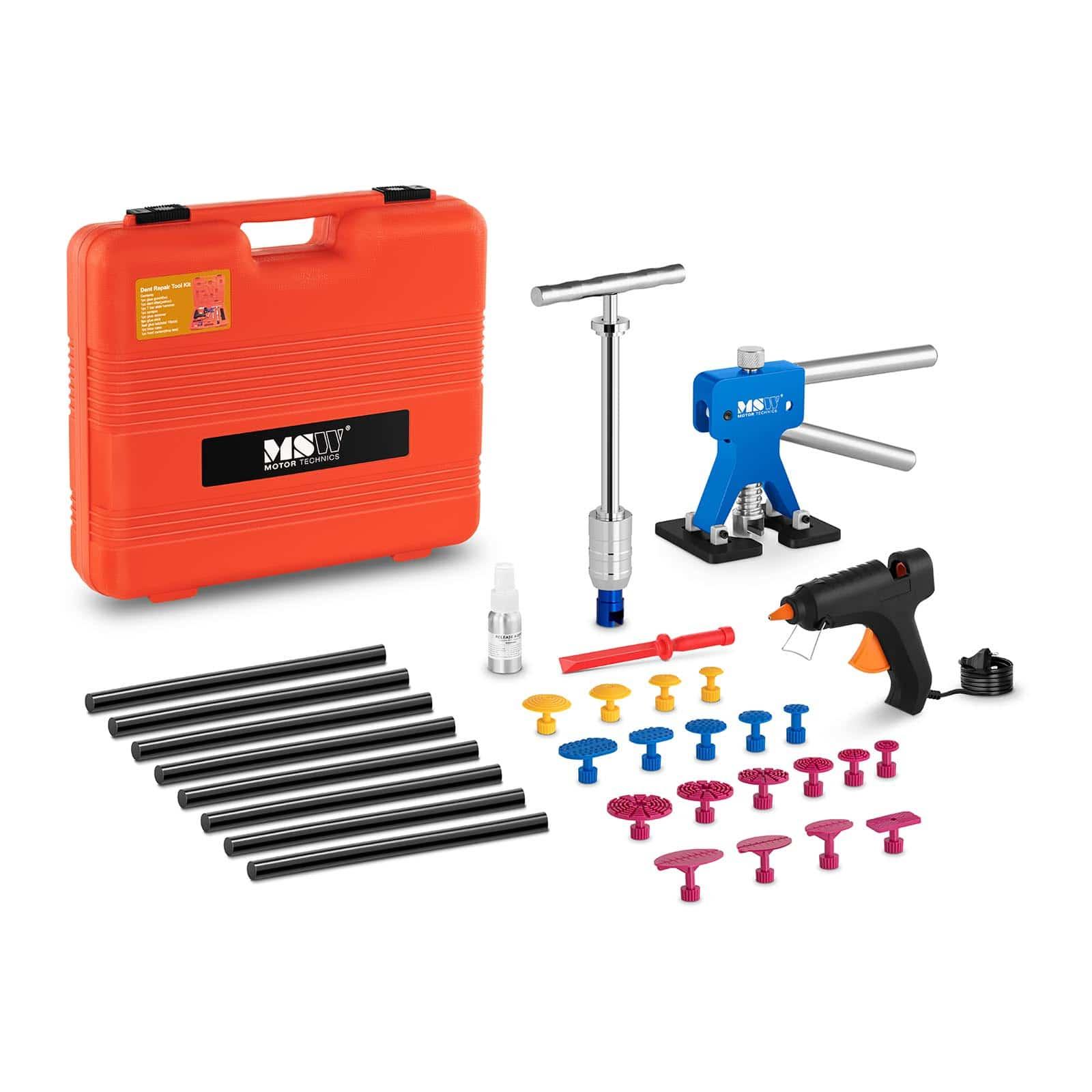 Lommon oikaisu -työkalut