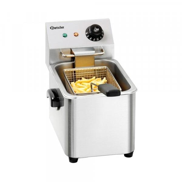 Gesamtansicht von BARTSCHER Elektrofritteuse - 4 Liter