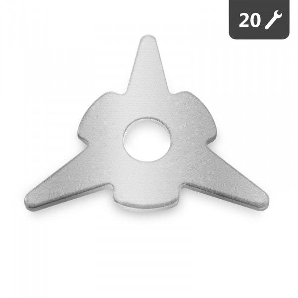 Kolmiokärki - 20 kpl
