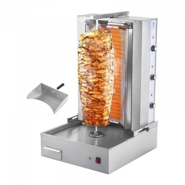 Kebab-grilli - 6000 W - 400 V