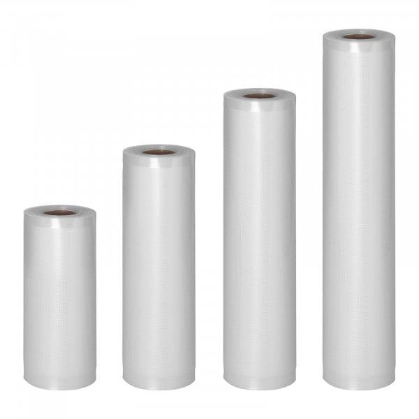 Vakuumipussi - 4 rullaa - 24 m - 15 - 30 cm