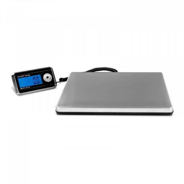 Digitaalinen pakettivaaka - 200 kg / 100 g - Basic - ulkoinen LCD