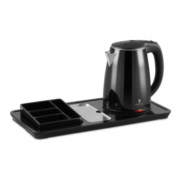 Vedenkeitin - kahville ja teelle - 1,2 L - 1550 W - johdoton