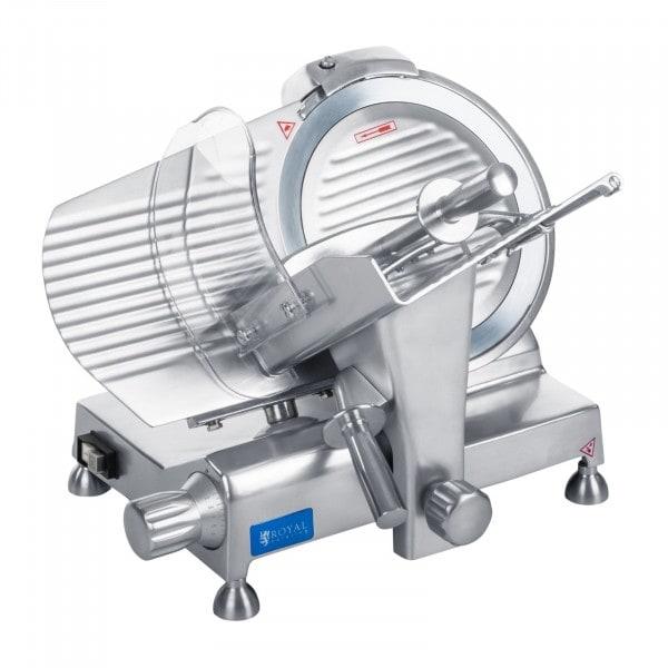 Kakkoslaatu Viipalointikone - 250 mm - max. 12 mm - alumiinikahvat - lihaleikkuri