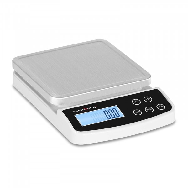 Digitaalinen kirjevaaka - 5 kg / 0,5 g - Basic