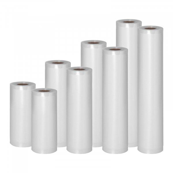 Vakuumipussi - 8 rullaa - 48 m - 15 - 30 cm