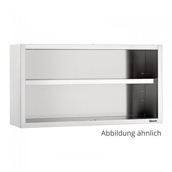Bartscher Seinäkaappi avoin 400 - B 1800mm