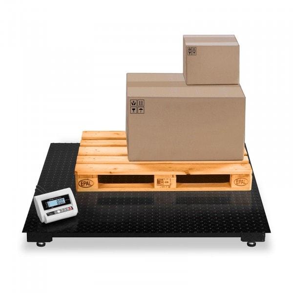 Lattiavaaka - 5 t / 2 kg - LCD