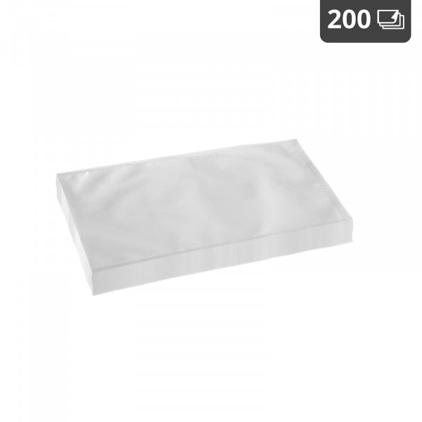 Vakuumipussi - 30 x 20 cm - 200 kpl