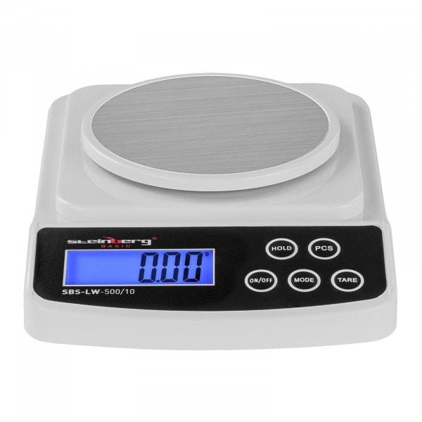 Digitaalinen tarkkuusvaaka - 500 g / 0,01 g - Basic