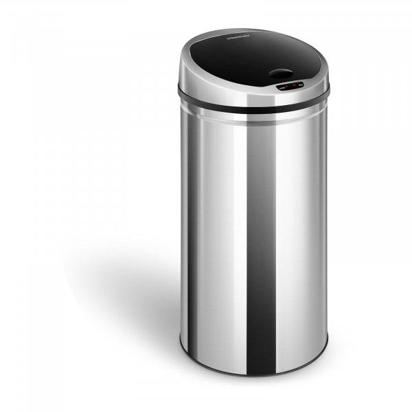 Kakkoslaatu Automaattinen roska-astia sisä-ämpärillä - 50 l - pyöreä