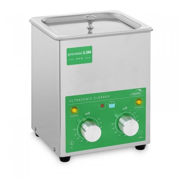 Ultraäänipesuri - 2 litraa - 60 W - Basic Eco