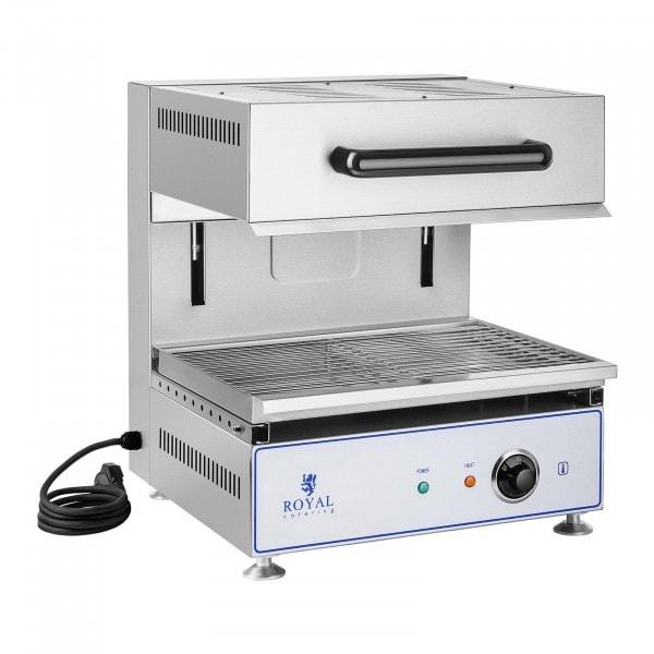 Kakkoslaatu Salamanteri-grilli - säädettävä yläosa – 2800 W