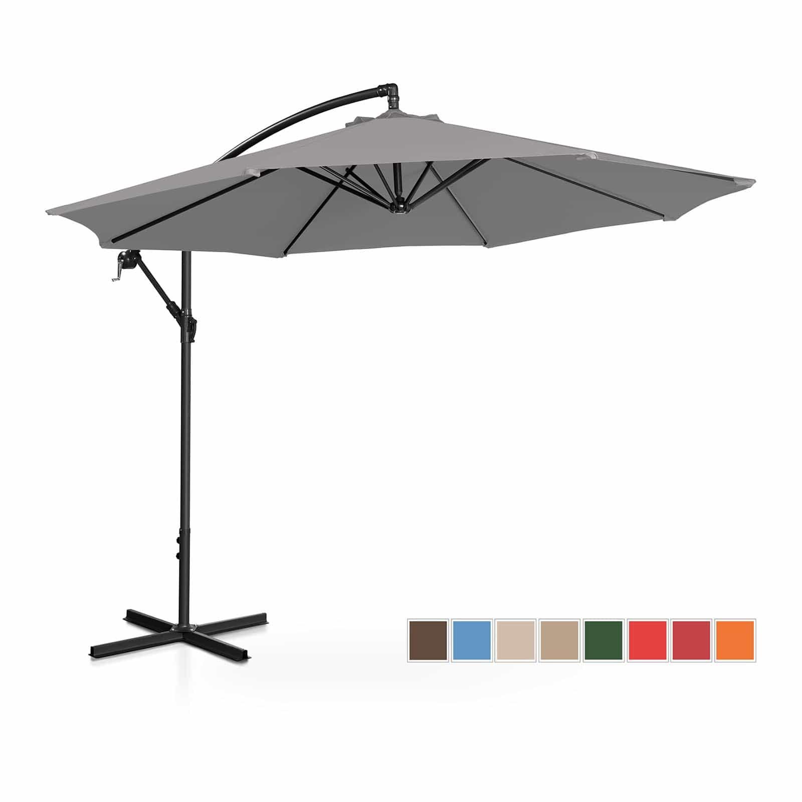 Riippuva aurinkovarjo