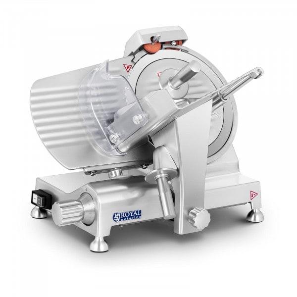 Viipalointikone - 250 mm - max. 12 mm - alumiinikahvat - lihaleikkuri