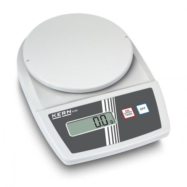 KERN Tarkkuusvaaka EMB - 2200 g / 1 g