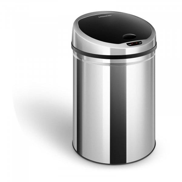 Automaattinen roska-astia sisä-ämpärillä - 30 l - pyöreä