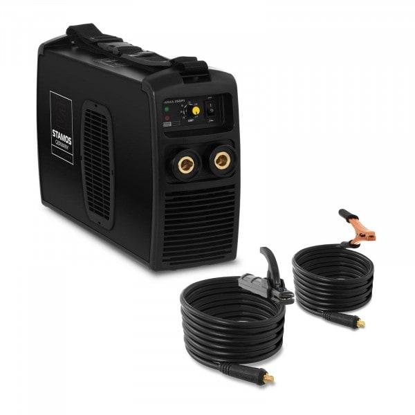 Puikkohitsauskone - 250 A - IGBT - 80 % toimintakerroin