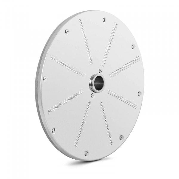 Raasteterä - 205 mm - leikkuupaksuus 2 mm - ruostumaton teräs
