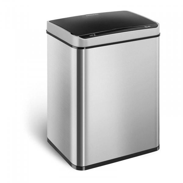 Kakkoslaatu Automaattinen roska-astia - 50 l - kulmikas