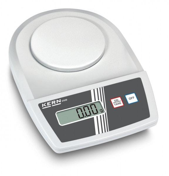 KERN Tarkkuusvaaka EMB - 600 g / 0,01 g