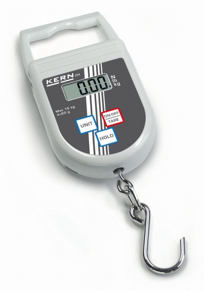 KERN Koukkuvaaka CH - 50 kg / 50 g