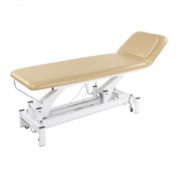 Sähköinen hierontapöytä RELAXO | beige