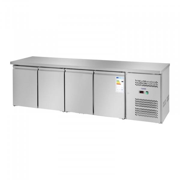 Kylmäpöytä - 450 l - 4 ovea