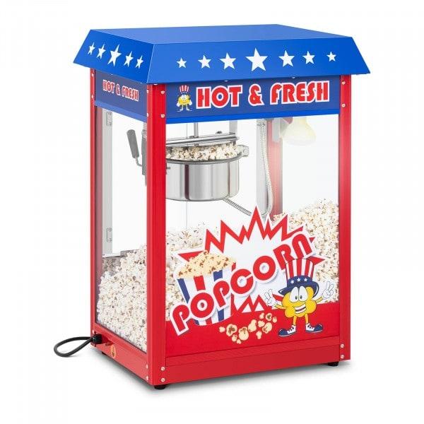 Popcorn-kone - USA-design