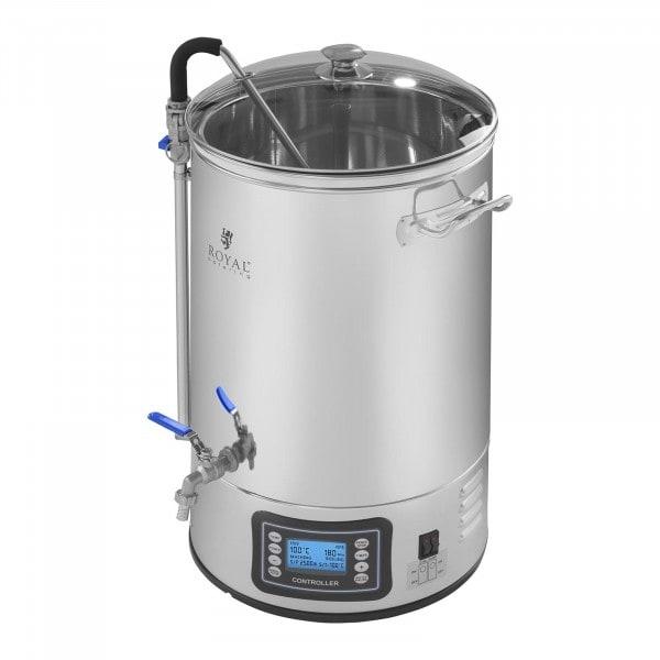 Kotipanimo mäskäyskattila - 30 litraa - 2500 wattia