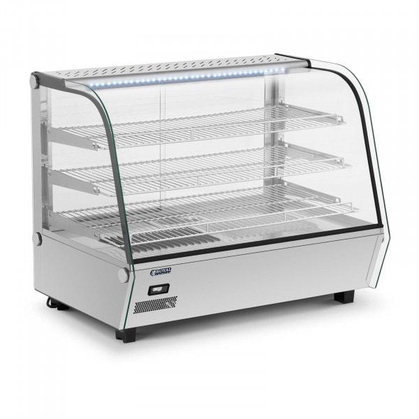 Lämpövitriini- 160 L - 1500 W - valaistus