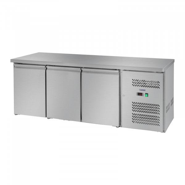 Kylmäpöytä - 339 l - 3 ovea