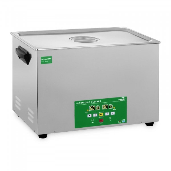 Ultraäänipesuri - 28 litraa - 480 W - Memory Quick Eco