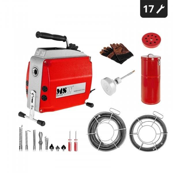 Viemärinavauskone 570 W 400 r/min Ø 20 – 150 mm putkistoille