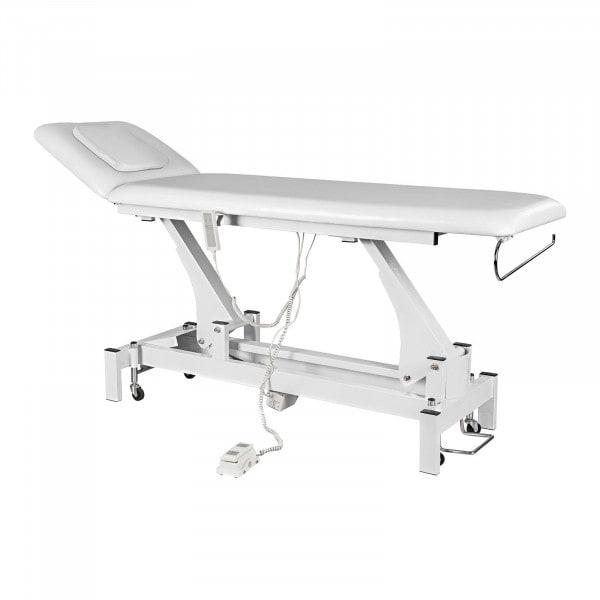 Sähköinen hierontapöytä RELAXO | valkoinen