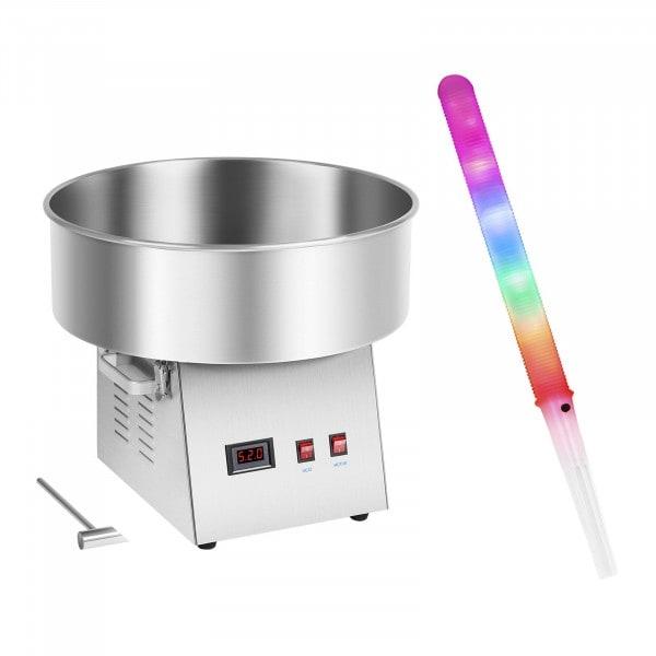 Hattarakone - LED-valotikku - 52 cm - 1 030 W - 50 kpl