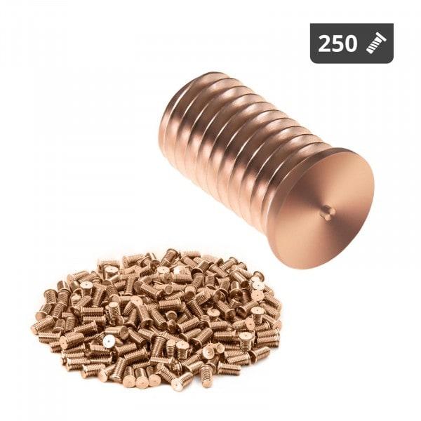 Hitsauspultit - M8 - 16 mm - teräs - 250 kpl