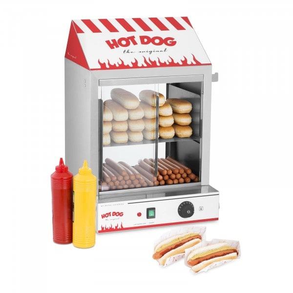 Hot-dog-vitriini - 2.000 W