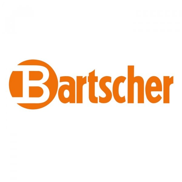 Bartscher Paistopelti - alumiini - 438x315x10