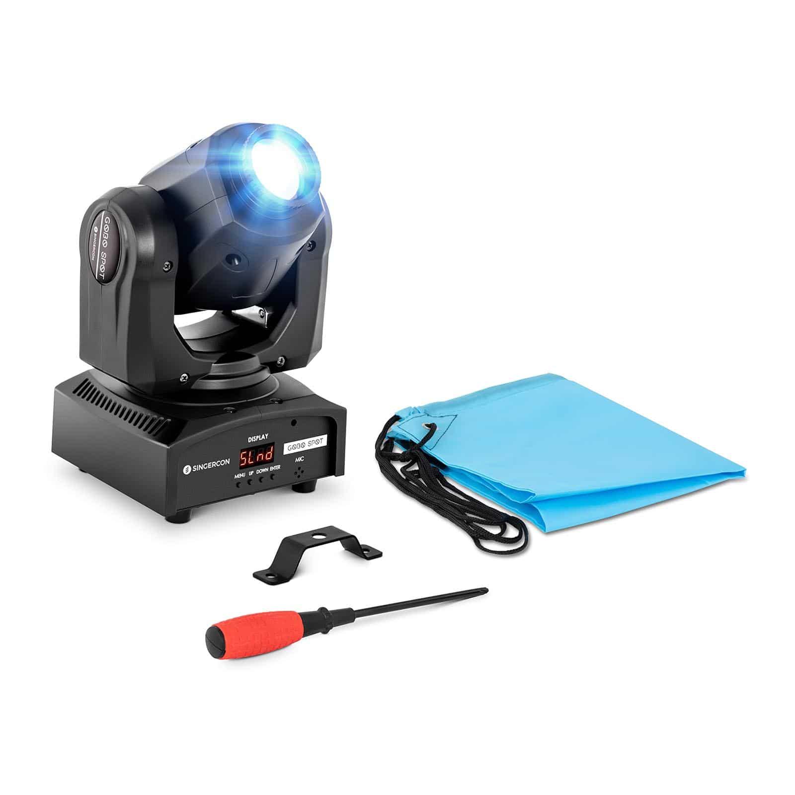 Valo- ja esitystekniikka