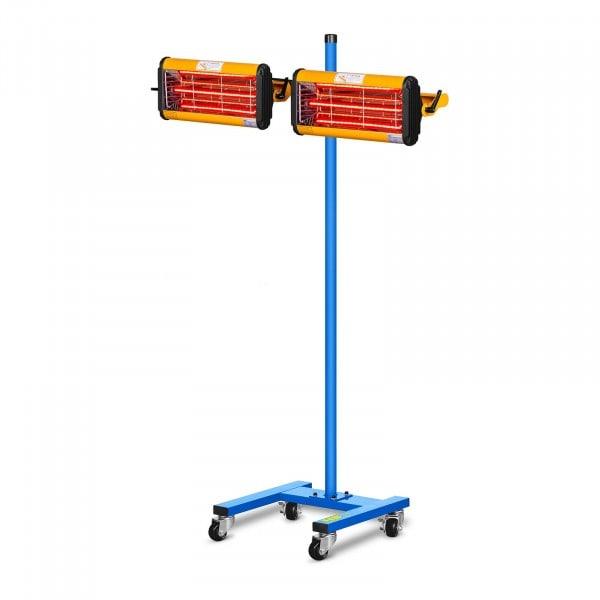 Infrapunakuivain - 2200 W - 2 säteilijää