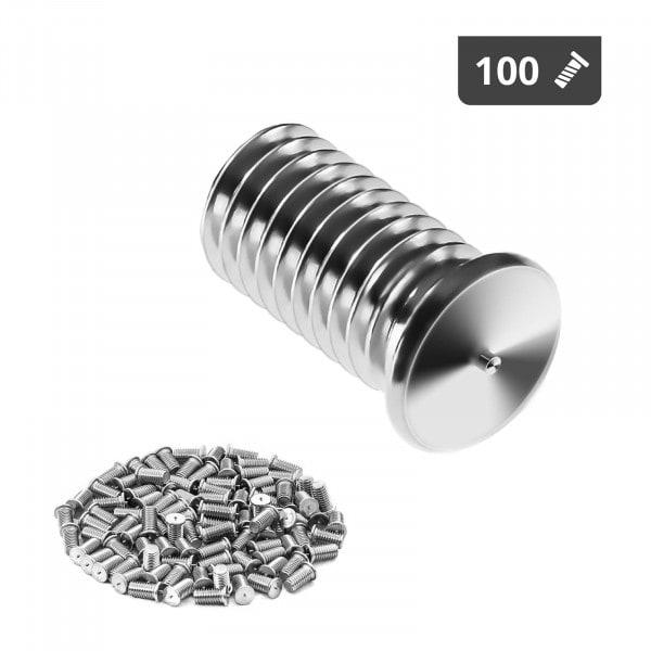 Hitsauspultit - M8 - 16 mm - RST - 100 kpl