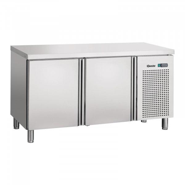 Bartscher Kylmätyöpöytä - kiertoilma - 2 ovea