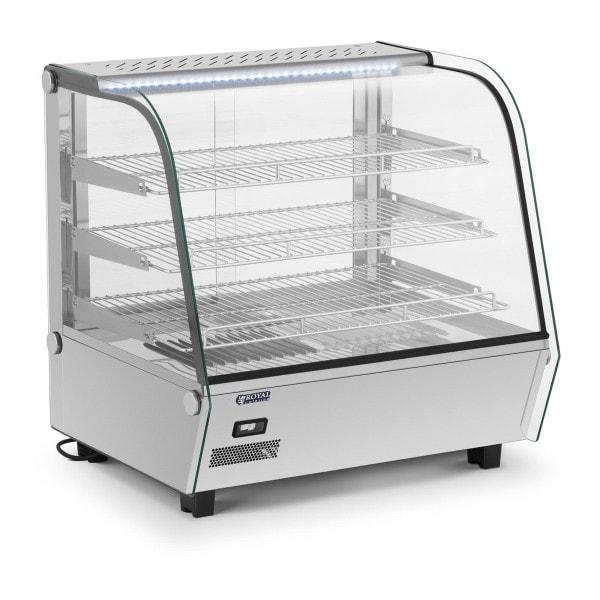Lämpövitriini- 120 L - 1100 W - valaistus