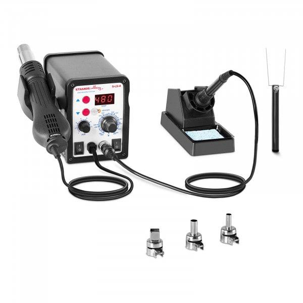Juotosasema - 60 W - LED-näyttö - Basic