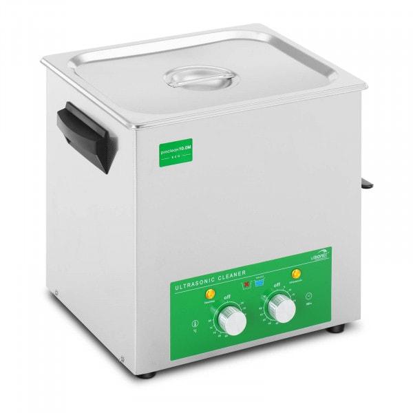 Ultraäänipesuri - 10 litraa - 180 W - Eco