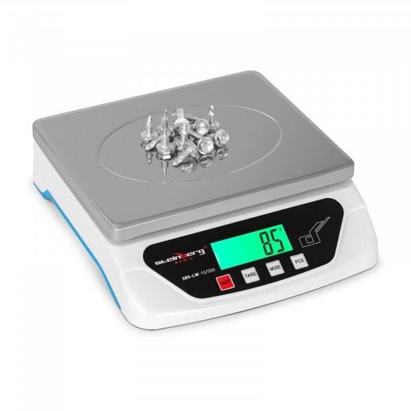 Digitaalinen kirjevaaka - 10 kg / 0,5 g - Basic