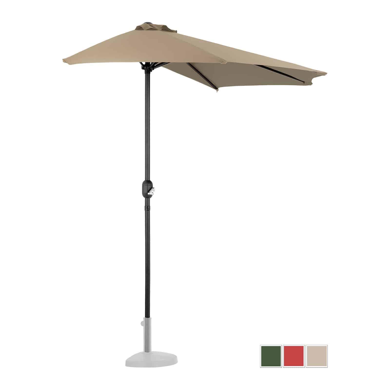 Perinteinen aurinkovarjo
