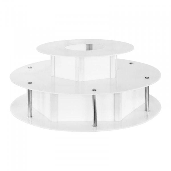 LED-pöytä suklaalähteelle - 100 cm